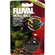<b>Fluval Moss</b> Ball – Моховый <b>шарик</b> - AQUAS-CLUB