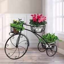 Metal <b>Plant Stand</b> | <b>Cycle Shape</b> | Free Shipping | Buy quality Metal ...