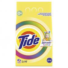 Купить <b>TIDE</b> стир. <b>порошок</b> AUTOMAT 2400г для <b>чувствительной</b> ...