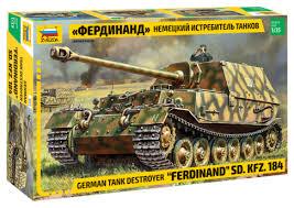 <b>Сборная модель ZVEZDA Немецкий</b> истребитель танков ...