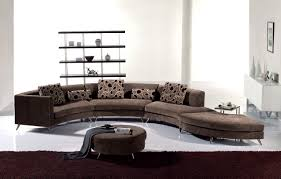 f amazing living room furniture ideas of the looks unique custom brown velvet curved sectional sofa with stainless steel base legs and adorable snake amazing living room furniture