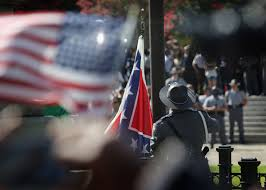 confederate flag comes down in south carolina personal essay on a south carolina state police honor guard lowers the confederate