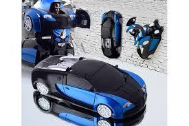 MZ-2815X <b>Радиоуправляемый трансформер</b> Bugatti Veyron 1:24 ...