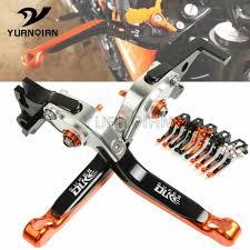 <b>Motorcycle Adjustable Folding</b> Brakes Clutch Levers For HONDA ...