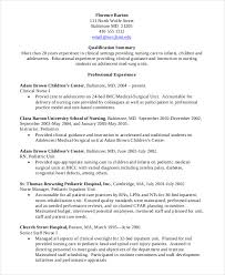 nursing student with clinical experience resume nursing student resume samples