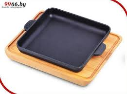 <b>Сковорода Brizoll Н181825</b>-<b>Д 18x18cm</b>, цена 46 руб., купить в ...