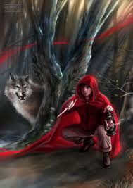 little red riding hood and big bad wolf by `daekazu on little red riding hood and big bad wolf by `daekazu on