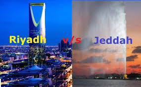 major differences between living in riyadh and jeddah life in if you are new to saudi arabia and have an option to settle down in anyone of these two cities ly riyadh and jeddah i think you have landed the correct
