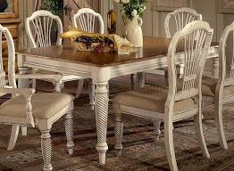 Dining Room Table Hillsdale Wilshire Rectangular Dining Table Antique White 4508 819