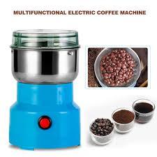 Multifunction <b>Smash Machine</b> Stainless Steel <b>Electric</b> Coffee Pepper ...