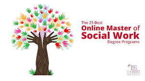 the best online master of social work degree programs the the 25 best online master of social work degree programs the best schools