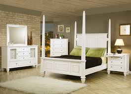 f picturesque design of snow white king poster canopy bed frame with solid high headboard and black bed sheet including sage green pillowcase also white black bed with white furniture