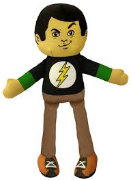 big bang theory sheldon plush with matching shirt 7.jpg. Big Bang Theory Sheldon Plush with Matching Shirt.