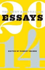 manne quarterly essay  manne quarterly essay