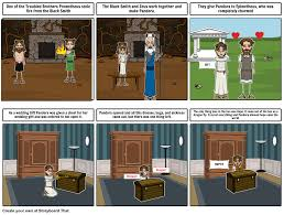 greek myths pandoras box storyboard by nascimentog choose how to print this storyboard