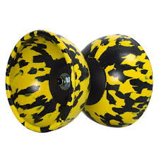 Green/Yellow Mr Babache Choose Your Colour Harlequin <b>Diabolo</b> ...