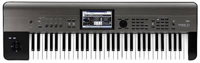 Купить Музыкальная рабочая станция <b>KORG KROME</b>-<b>61 EX</b> с ...