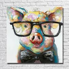 Piggy <b>Wall</b> Decorations, Fun Ways to Enjoy Humorous <b>Wall Art</b>