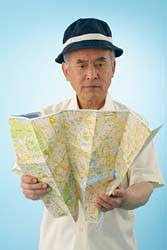 Image result for lost tourist