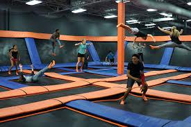 Kids <b>Birthday Parties</b> & Events | Sky Zone Trampoline Park+