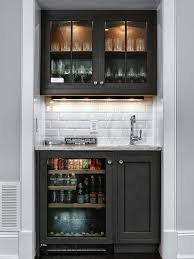 15 stylish small home bar ideas home remodeling ideas for basements home theaters black mini bar home wrought