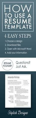 top ideas about modern resume templates my how to fill out a resume template in four easy steps