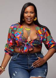 <b>African Clothing</b> - <b>Women's</b> African Print Clothing – D'IYANU