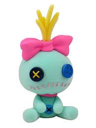 <b>Фигурка</b> Disney Character <b>Fluffy Puffy</b>: Lilo & Stitch: Scrump ...