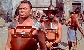 Image result for images of demetrius and the gladiators
