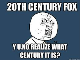 Image result for 20th century fox memes