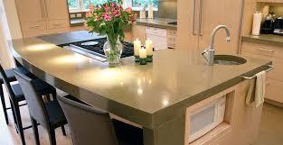 valley concrete bathroom ketchum ftc: concrete countertop and island feat concrete kitchen countertop stollery
