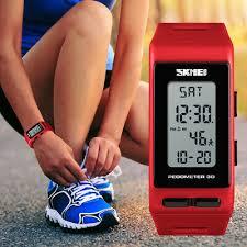 <b>SKMEI Men Women LED</b> Digital Calories Pedometer Sport ...