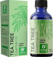 Pure Tea Tree Oil Natural Essential Oil with Benefits ... - Amazon.com