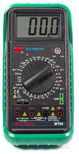 <b>Мультиметр Mastech MY-64</b> — купить по выгодной цене на ...