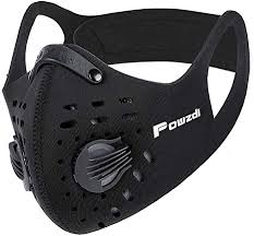 Powzdi <b>Dustproof Sports Mask Anti-Pollution</b> Mask with Activated ...