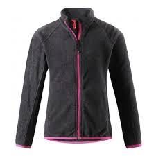 <b>Куртка флисовая REIMA</b> 536212-9730 для девочки, цвет серый ...
