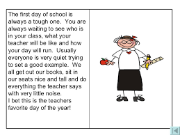 essay on my first day at school essay about my new school essay writing school Essay about importance of english education games Short  My First Day