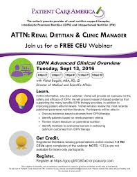 idpn advanced clinical overview webinar patient care america leave a reply cancel reply