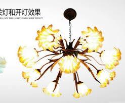 9 head lighting restaurant lamp pendant light fash cheap rustic lighting