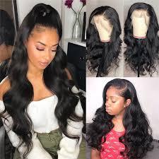 <b>Body Wave</b> Big <b>Lace Wig</b> 13*6 <b>Lace Front</b> Wig 130%-250% Density ...
