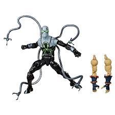 Spider-Man <b>Marvel</b> Legends 6-inch <b>Superior</b> Octopus Action Figure ...