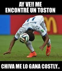 Los memes de la derrota ante Honduras invaden las redes sociales ... via Relatably.com