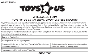sears job application resumes tips sears job application toys r us job application printable job employment formssears job application