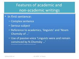 Academic Writing   LinkedIn SlideShare Sample