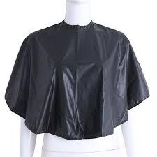 short barber cape