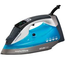 Купить <b>Утюг Morphy Richards</b> Saturn Intellitemp (305003) в ...