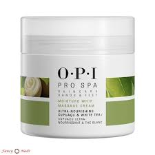 OPI Pro <b>Spa</b> Moisture Whip <b>Massage Cream</b> | 236 мл - fancynails.ru