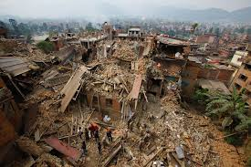 s key historic sites what s rubble what s still standing picture of collapsed buildings after an earthquake in