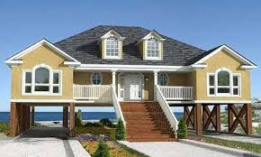 Low Country Beach House Plans Mississippi Beach House  beach house