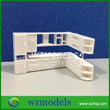 kitchen cabinet set model kit furniture